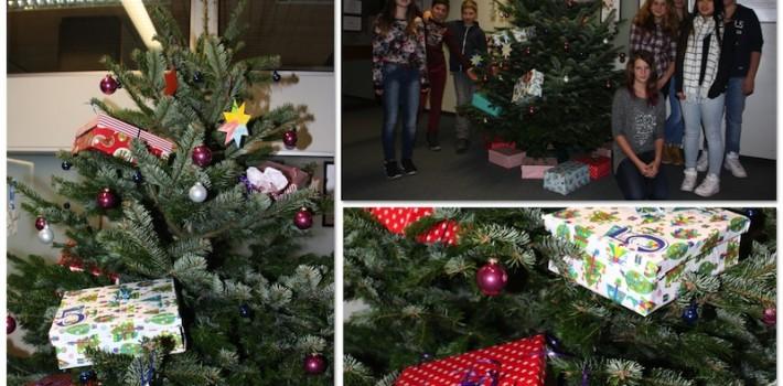 Weihnachtsaktion Schülervertretung