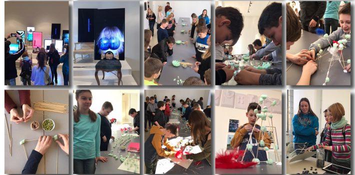 Besuch der Ausstellung Godbox von Manuel Graf