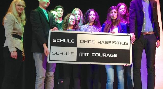 Schule ohne Rassismus, Schule mit Courage